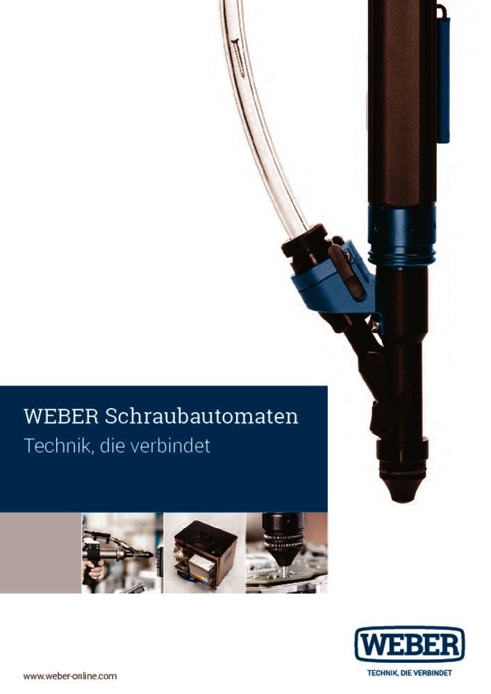 Weber Schraubtechnik